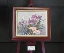和紙絵画(ちぎり絵)